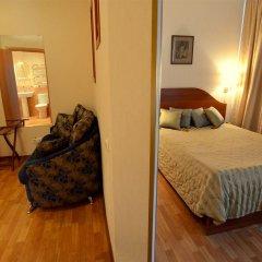 Гостиница Вера комната для гостей фото 15