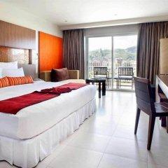 Отель Millennium Resort Patong Phuket 5* Стандартный номер с различными типами кроватей фото 2