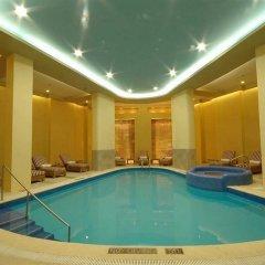 Отель Embassy Suites Mexico City Reforma Мехико бассейн