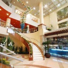 Отель Embassy Suites Mexico City Reforma Мехико интерьер отеля фото 2