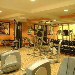 Отель Embassy Suites Mexico City Reforma Мехико фитнесс-зал