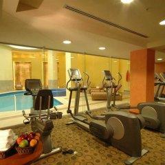 Отель Embassy Suites Mexico City Reforma Мехико фитнесс-зал фото 2
