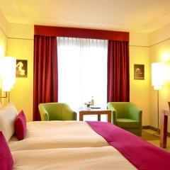 Melia Berlin Hotel 4* Стандартный номер разные типы кроватей фото 3