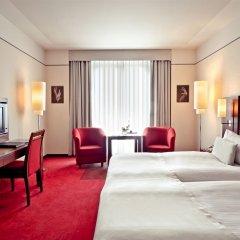 Melia Berlin Hotel 4* Стандартный номер разные типы кроватей фото 4