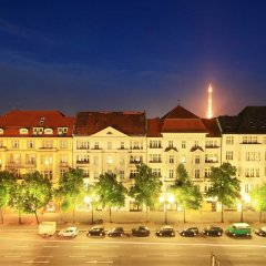 Hotel Brandies Berlin вид из окна