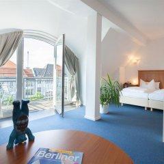 Hotel Brandies Berlin комната для гостей фото 8