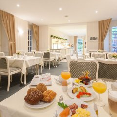 Hotel Brandies Berlin место для завтрака