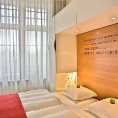 Park Plaza Wallstreet Berlin Mitte Hotel 4* Улучшенный номер с разными типами кроватей