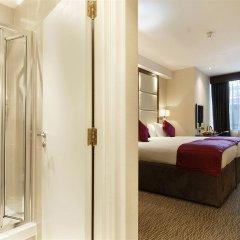Отель Grand Royale London Hyde Park 4* Стандартный номер с различными типами кроватей фото 2
