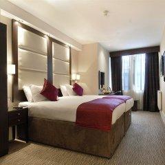 Отель Grand Royale London Hyde Park 4* Номер Делюкс с различными типами кроватей фото 3