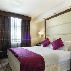 Отель Grand Royale London Hyde Park 4* Номер Делюкс с различными типами кроватей