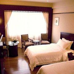 Park View Hotel Shanghai комната для гостей