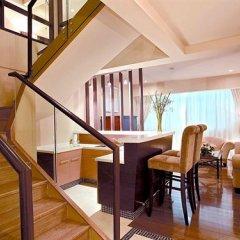 Park View Hotel Shanghai интерьер отеля
