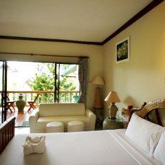 Отель Kata Garden Resort комната для гостей фото 16
