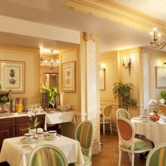 Hotel Luxembourg Parc место для завтрака