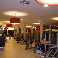 Hotel Wuppertal фитнесс-зал