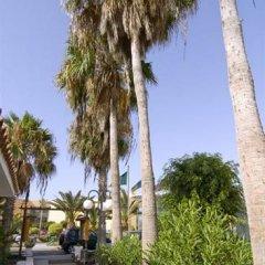 Отель Puerto Caleta парковка