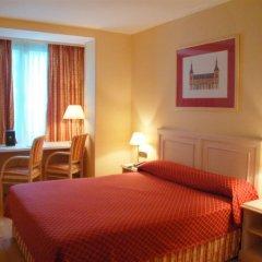 Отель Senator Castellana (I) 3* Стандартный номер с двуспальной кроватью фото 2