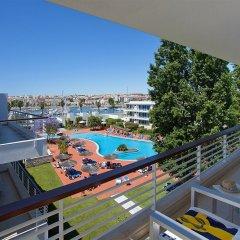 Апартаменты Touristic Apartments Marina Club Ii балкон