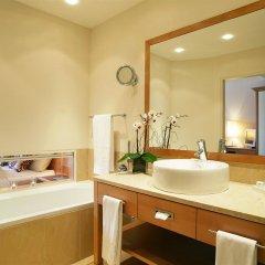 Die Wasnerin G'sund & Natur Hotel ванная фото 2