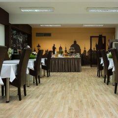Hotel Kampa Garden место для завтрака