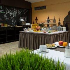 Hotel Kampa Garden место для завтрака фото 2