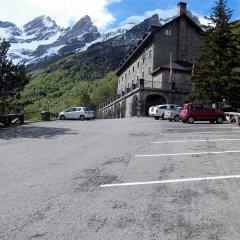 Отель Parador De Bielsa Huesca экстерьер