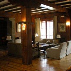 Отель Parador De Bielsa Huesca деталь интерьера