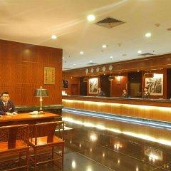 Отель Lushan Hotel Китай, Шэньчжэнь - отзывы, цены и фото номеров - забронировать отель Lushan Hotel онлайн интерьер отеля