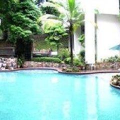 Отель Duta Vista Executive Suites Kuala Lumpur Малайзия, Куала-Лумпур - отзывы, цены и фото номеров - забронировать отель Duta Vista Executive Suites Kuala Lumpur онлайн бассейн фото 3