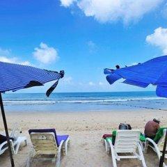 Princess Kamala Beachfront Hotel. пляж