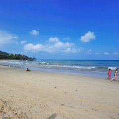 Princess Kamala Beachfront Hotel. пляж фото 2