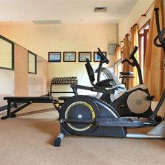 Отель Print Kamala Resort фитнесс-зал фото 2