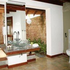 Отель Kosgoda Beach Resort Шри-Ланка, Косгода - отзывы, цены и фото номеров - забронировать отель Kosgoda Beach Resort онлайн ванная