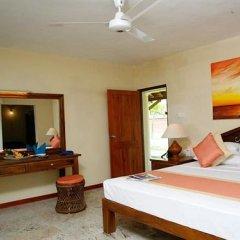 Отель Kosgoda Beach Resort Шри-Ланка, Косгода - отзывы, цены и фото номеров - забронировать отель Kosgoda Beach Resort онлайн комната для гостей фото 4