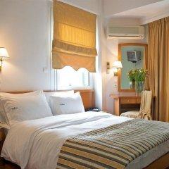 Отель Avra Афины комната для гостей фото 4