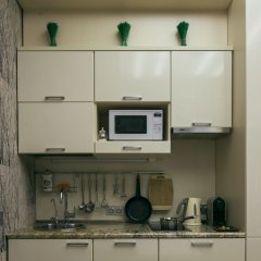 Гостиница Невский Форум мини-кухня в номере