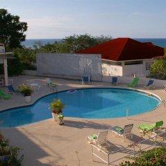 Отель Caribbean Sunset Resort бассейн фото 2