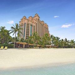 Отель The Cove at Atlantis, Autograph Collection пляж