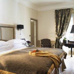 Отель Hôtel Saint Vincent сейф в номере
