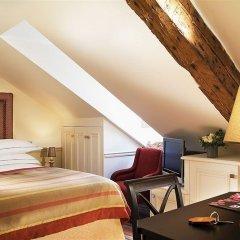 Отель Hôtel Saint Vincent комната для гостей фото 5