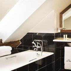 Отель Hôtel Saint Vincent ванная