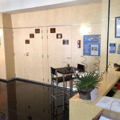Отель Odalys City Nice Le Palais Rossini интерьер отеля
