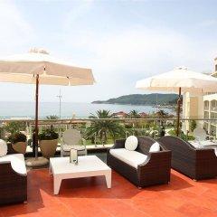 Hotel Splendid Conference and Spa Resort терраса/патио