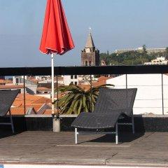 Отель do Carmo Португалия, Фуншал - отзывы, цены и фото номеров - забронировать отель do Carmo онлайн пляж фото 2
