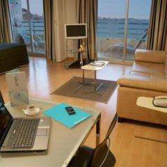 Hotel Sercotel Spa Porta Maris удобства в номере