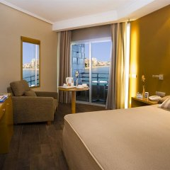 Hotel Sercotel Spa Porta Maris комната для гостей фото 11