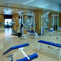 Hotel Sercotel Spa Porta Maris фитнесс-зал
