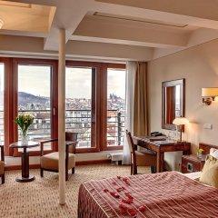 Hotel Majestic Plaza 4* Улучшенный номер с различными типами кроватей