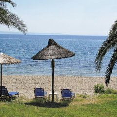 Acrotel Lily Ann Beach Hotel пляж